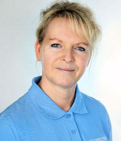 Frau Stielow –Zahnarztpraxis Dr. Klemm Neuruppin